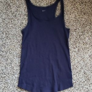 GAP navy tank top